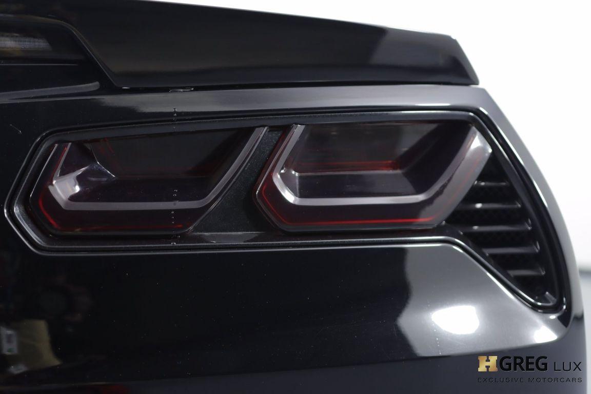 2018 Chevrolet Corvette Z51 1LT #18
