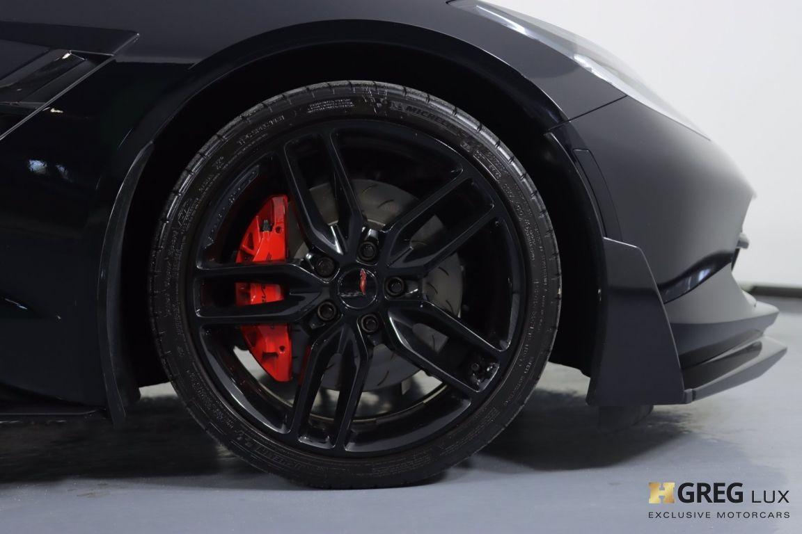 2018 Chevrolet Corvette Z51 1LT #11