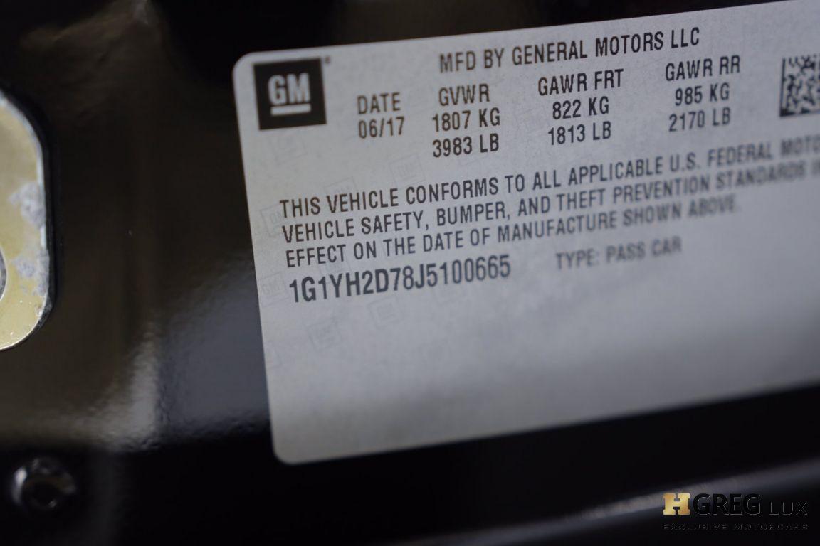 2018 Chevrolet Corvette Z51 1LT #49