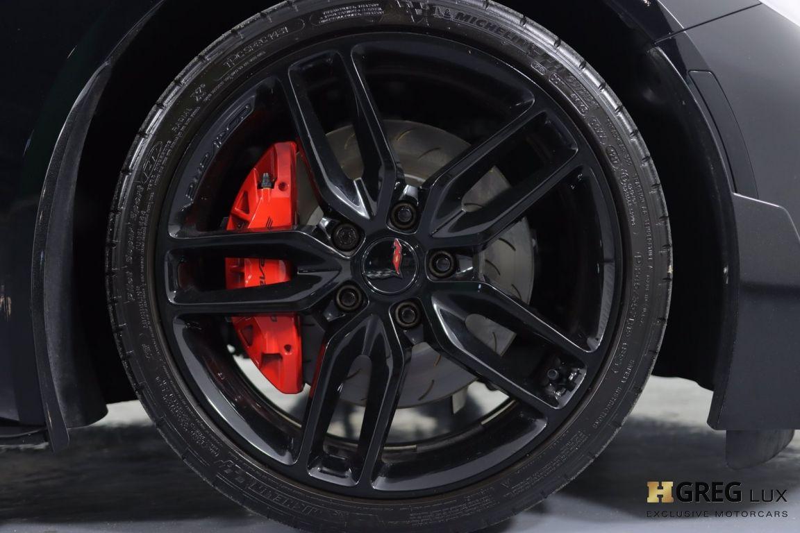 2018 Chevrolet Corvette Z51 1LT #12