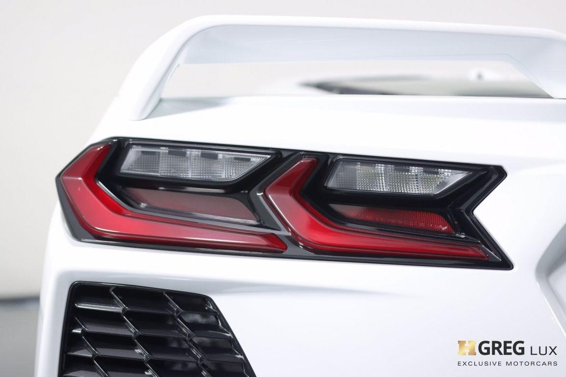 2021 Chevrolet Corvette 2LT #17