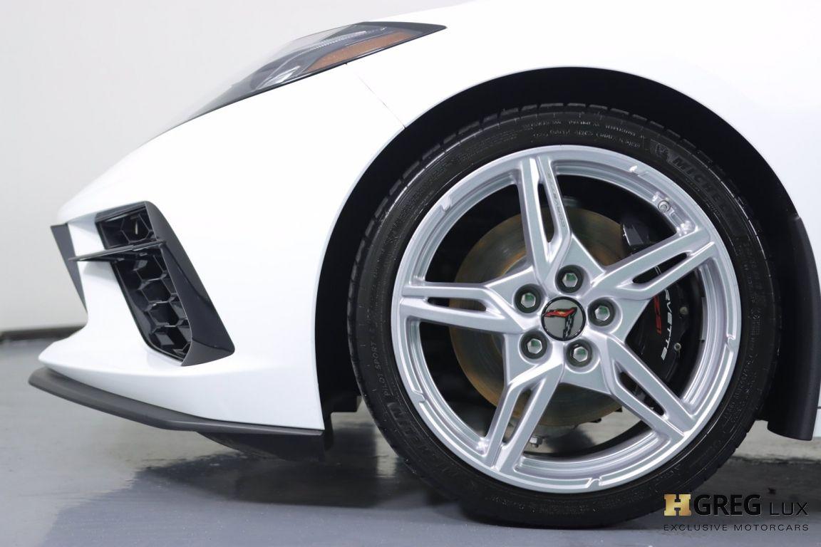 2021 Chevrolet Corvette 2LT #22