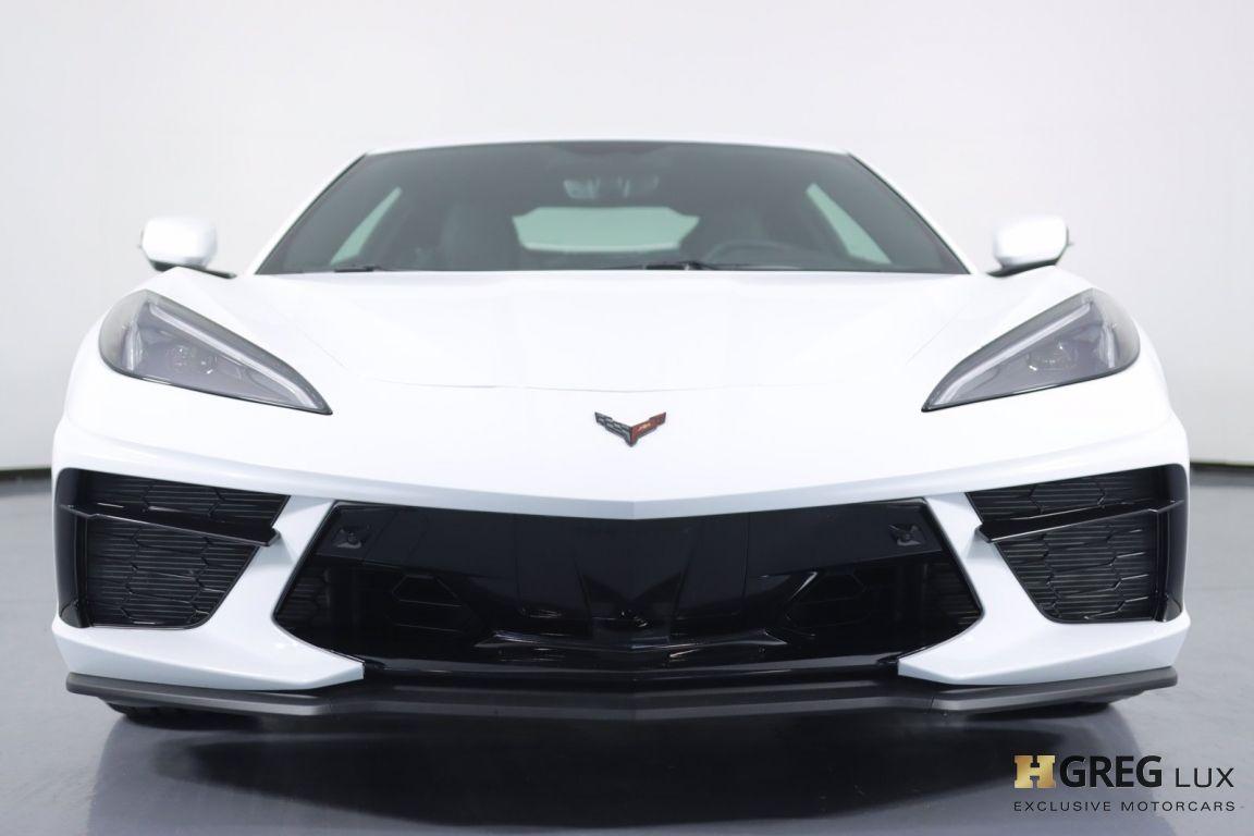 2021 Chevrolet Corvette 2LT #3