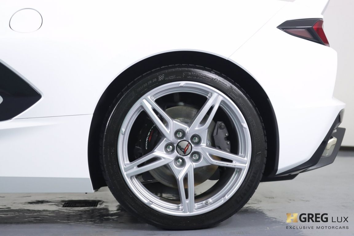 2021 Chevrolet Corvette 2LT #24