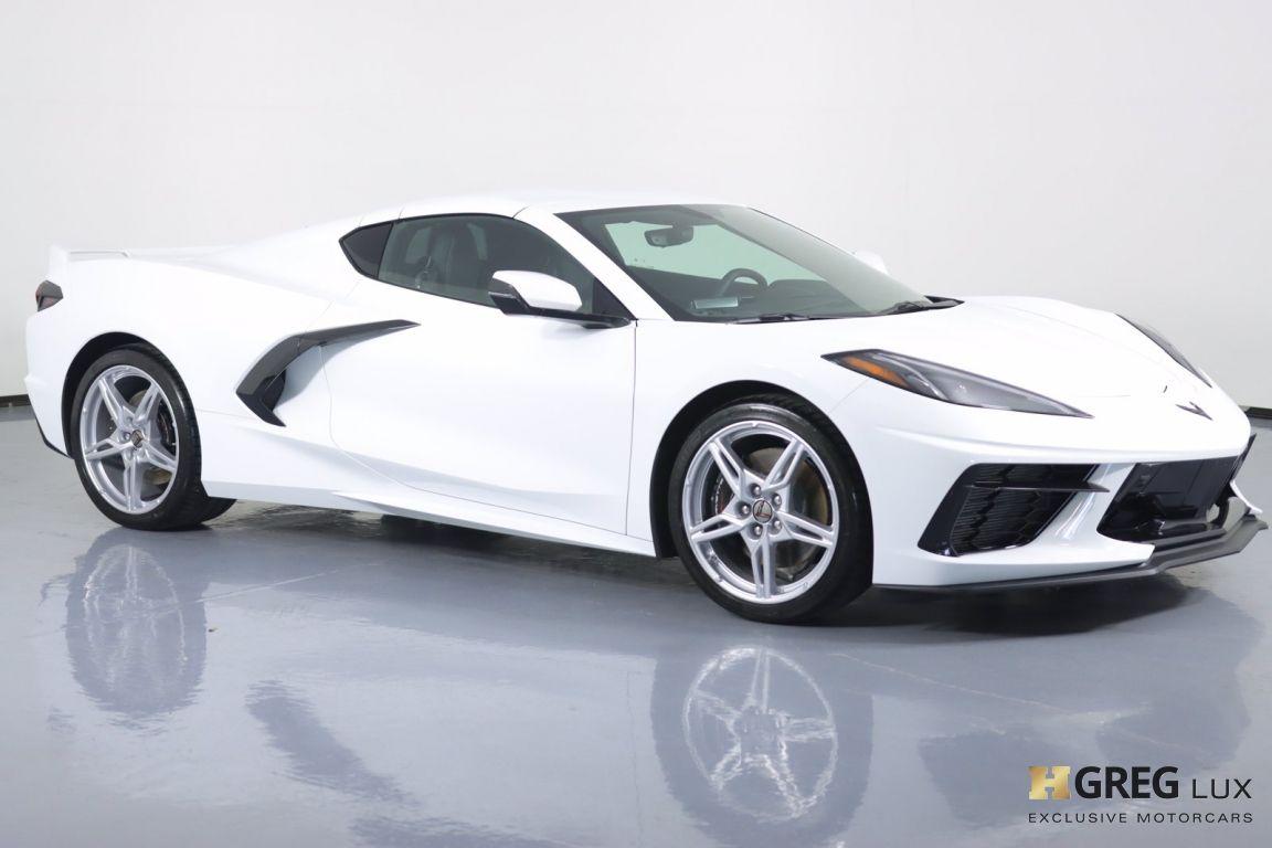 2021 Chevrolet Corvette 2LT #9