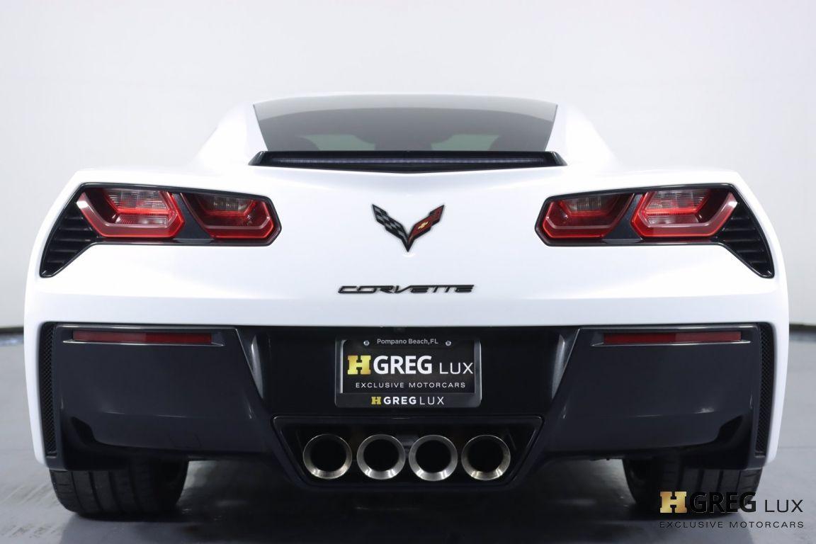 2019 Chevrolet Corvette 1LT #16