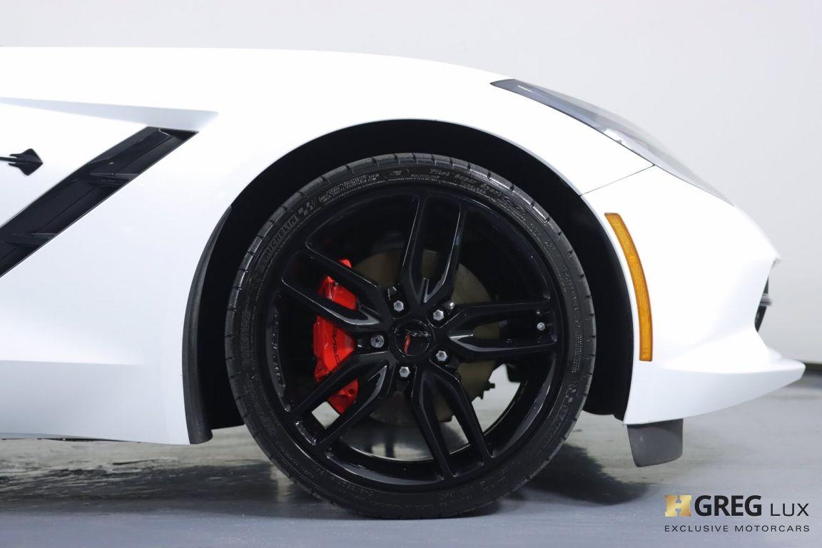 2019 Chevrolet Corvette 1LT #11