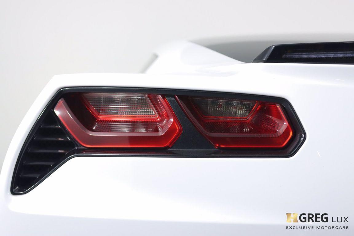 2019 Chevrolet Corvette 1LT #17