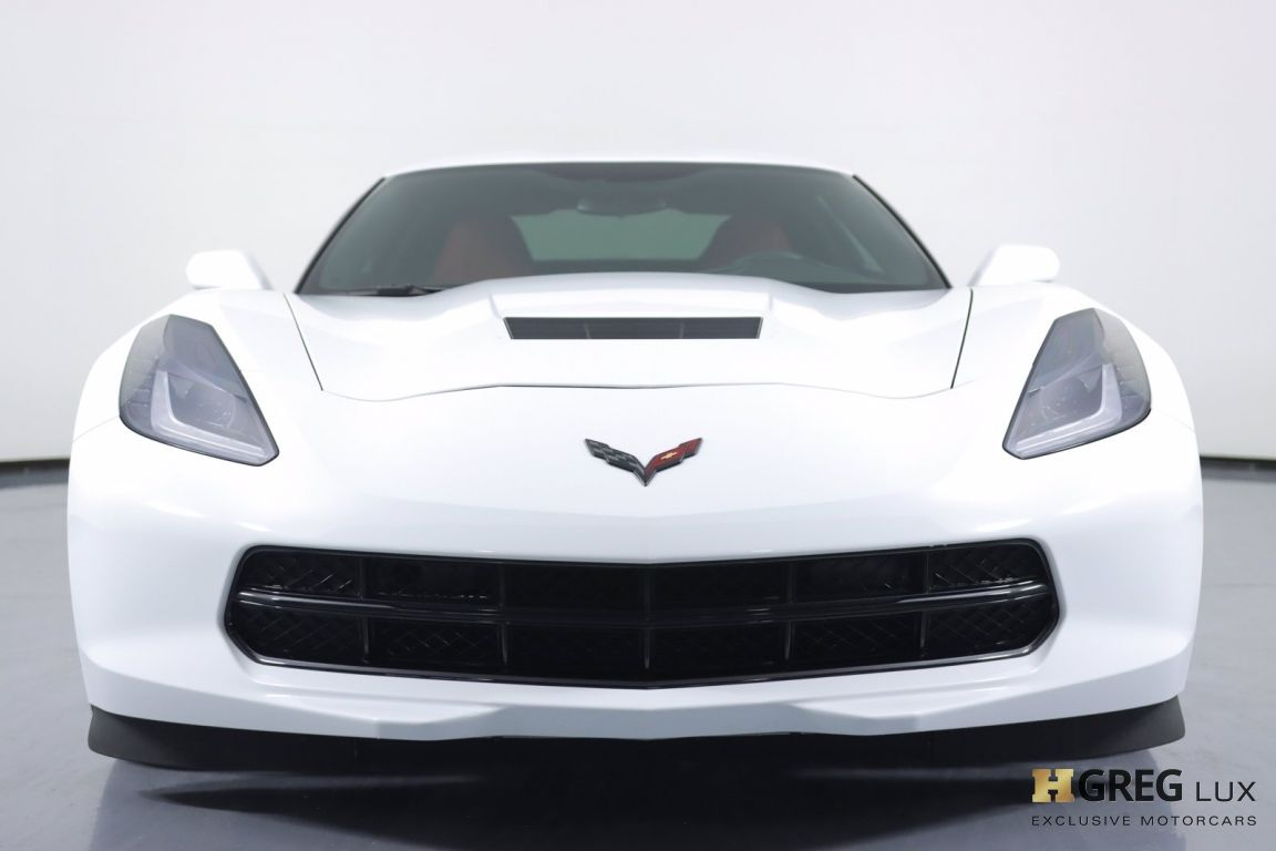 2019 Chevrolet Corvette 1LT #3