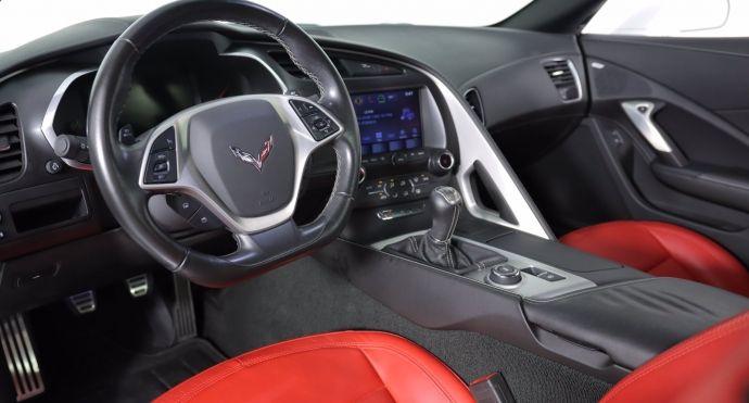 2019 Chevrolet Corvette 1LT #1