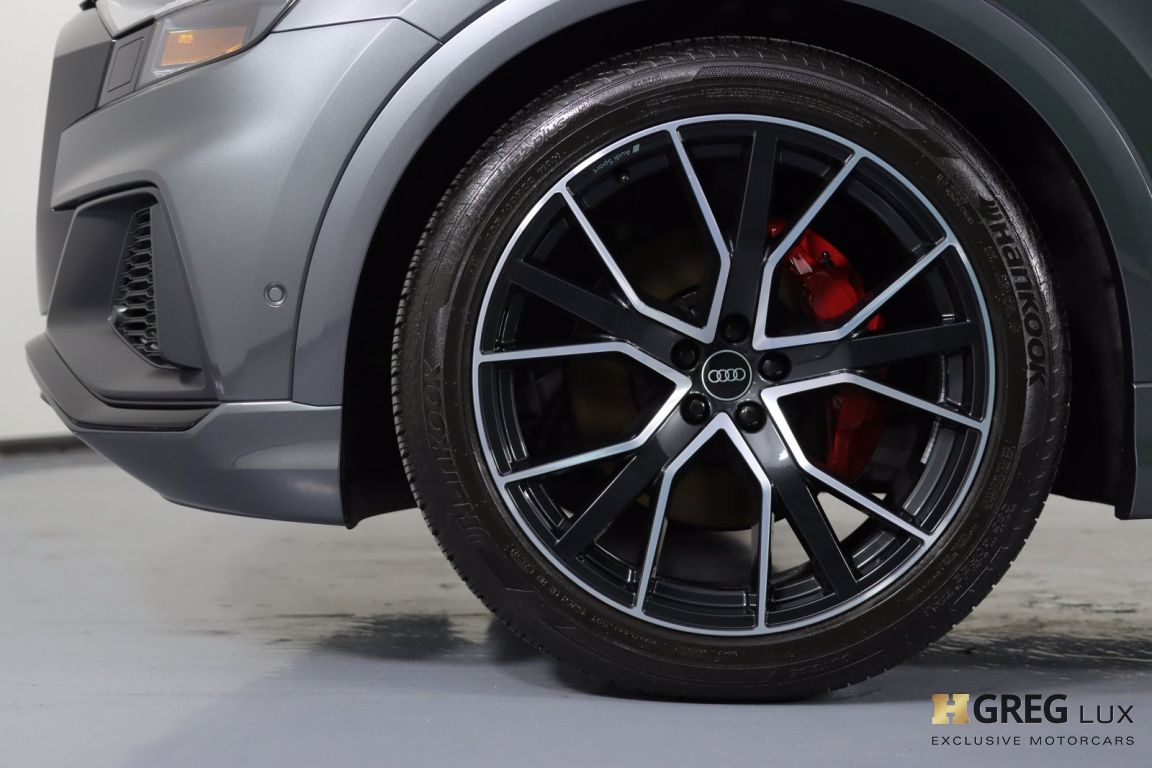 2021 Audi Q8 Prestige #22
