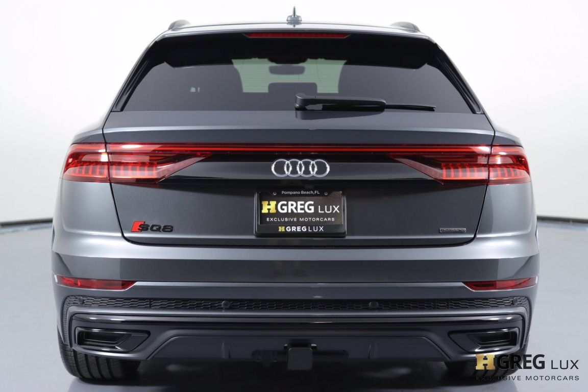 2021 Audi Q8 Prestige #16