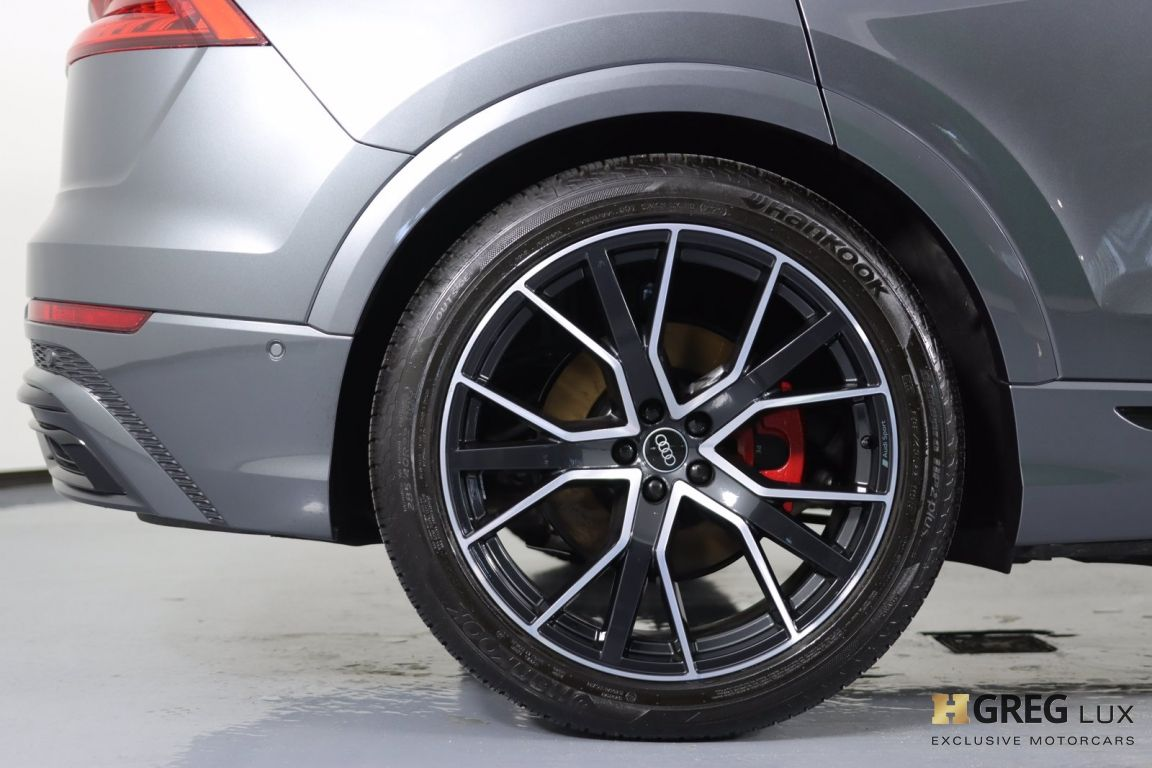 2021 Audi Q8 Prestige #13
