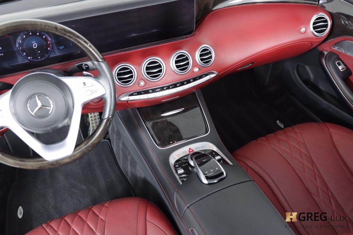 2019 Mercedes Benz S Class S 560 #41