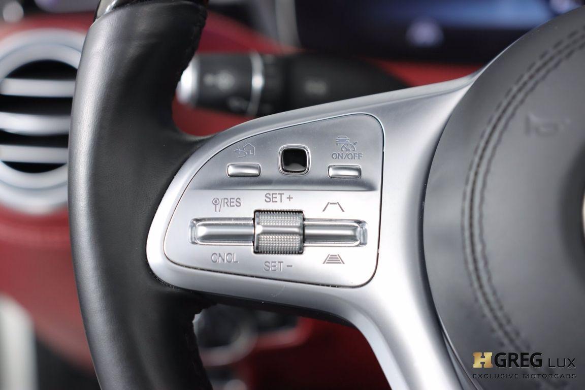 2019 Mercedes Benz S Class S 560 #49