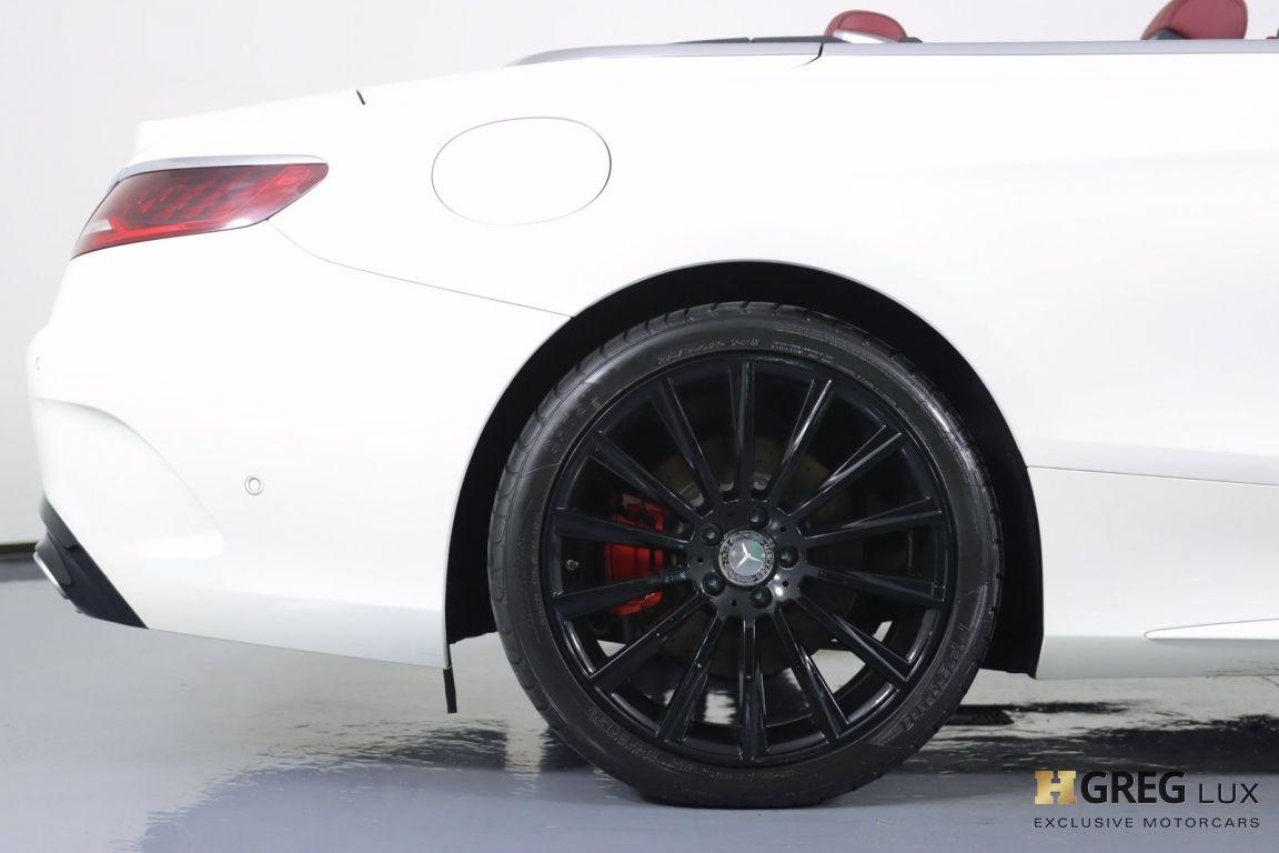 2019 Mercedes Benz S Class S 560 #14