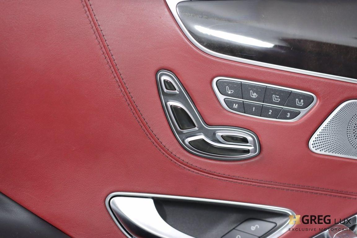 2019 Mercedes Benz S Class S 560 #38