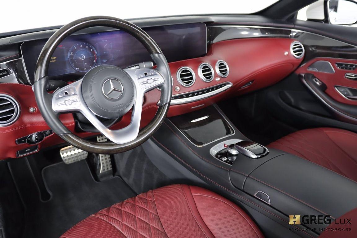 2019 Mercedes Benz S Class S 560 #1