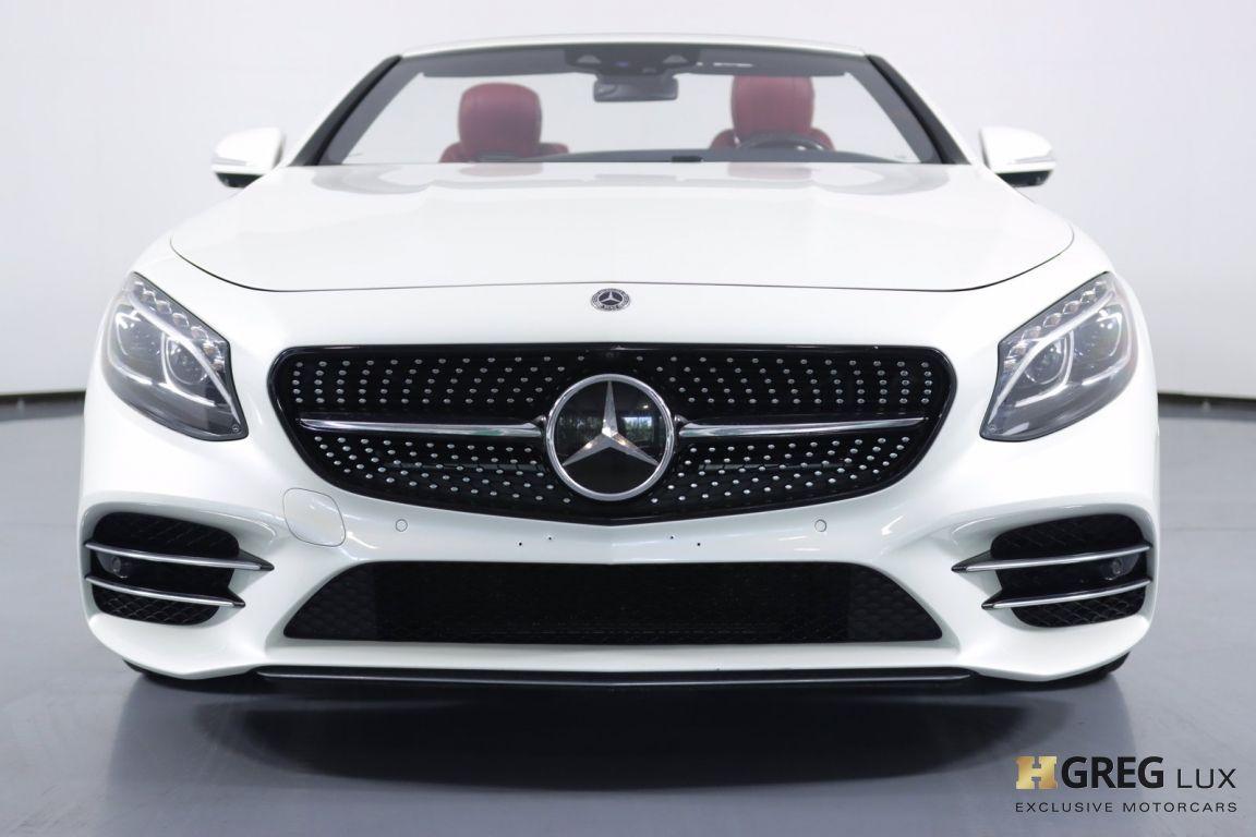 2019 Mercedes Benz S Class S 560 #4