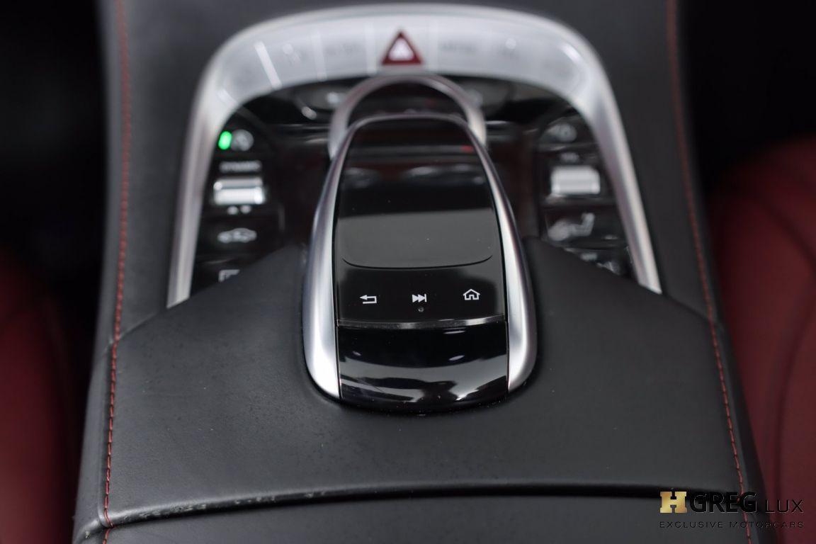2019 Mercedes Benz S Class S 560 #45