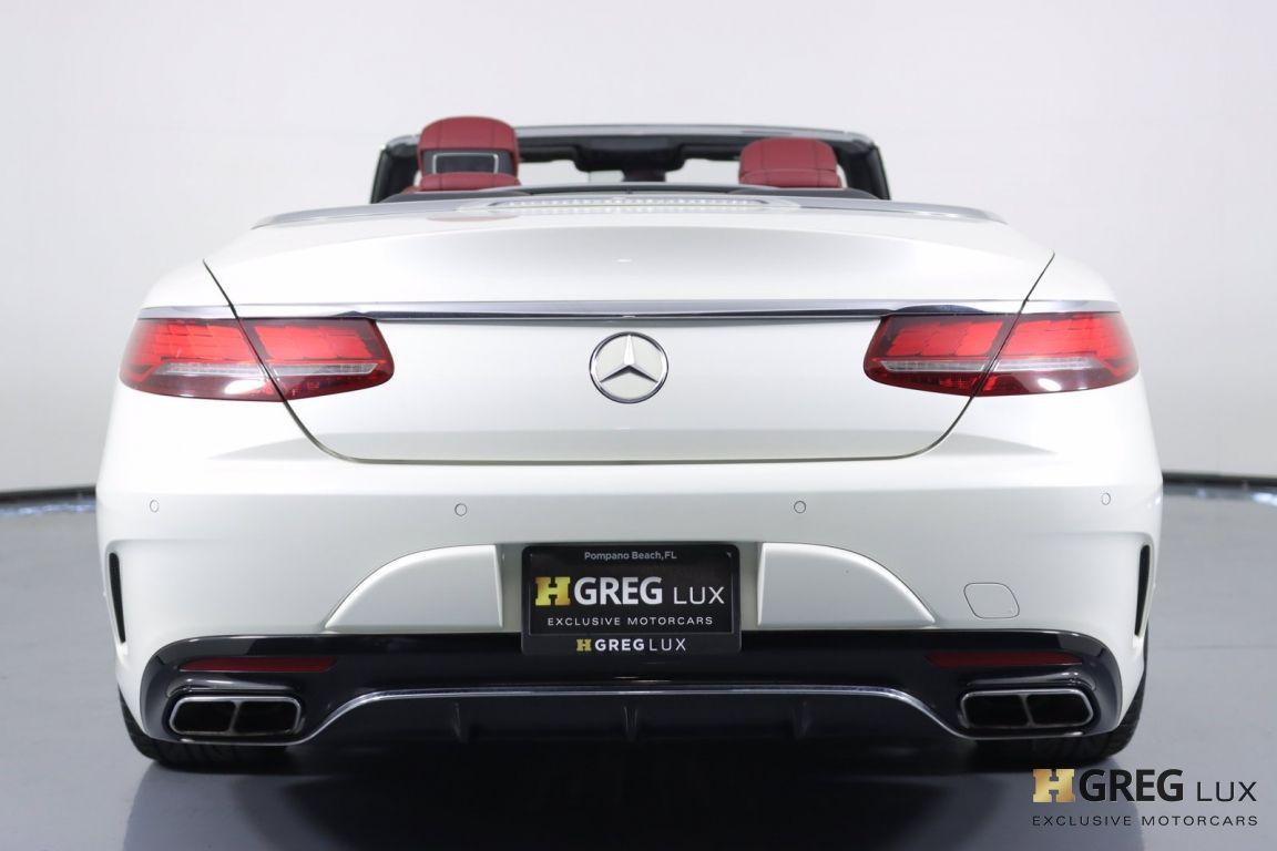 2019 Mercedes Benz S Class S 560 #17