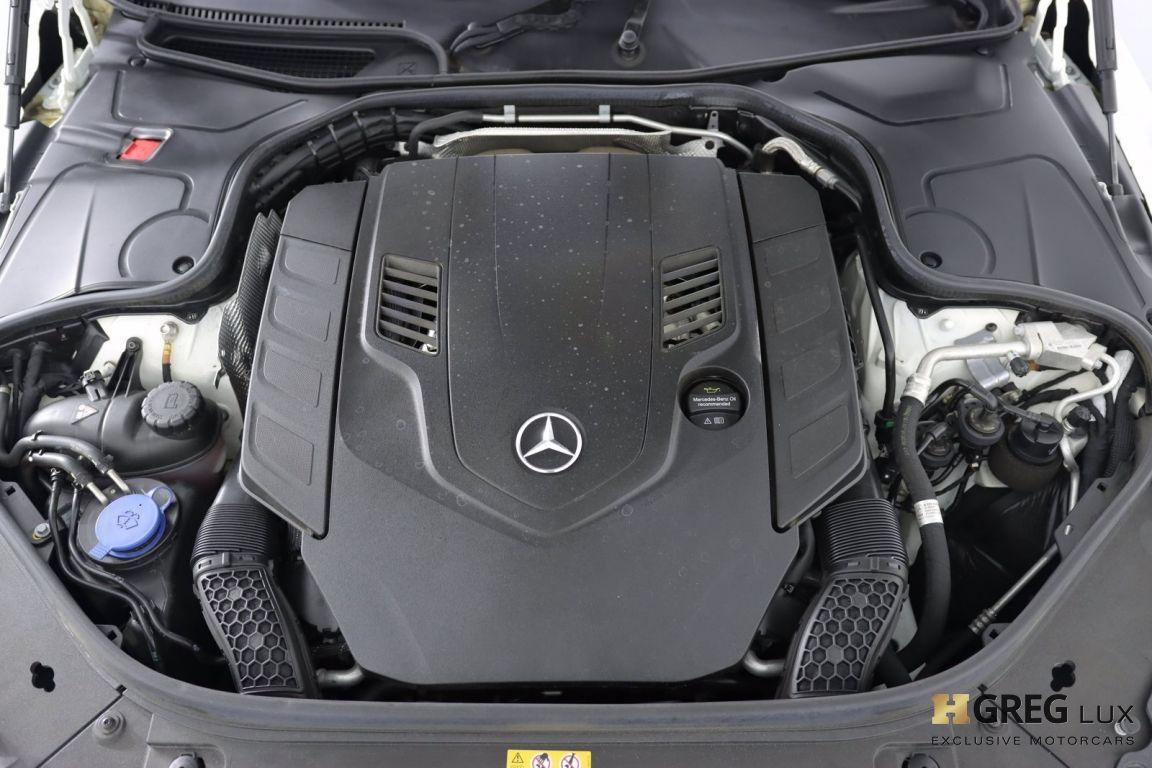 2019 Mercedes Benz S Class S 560 #52