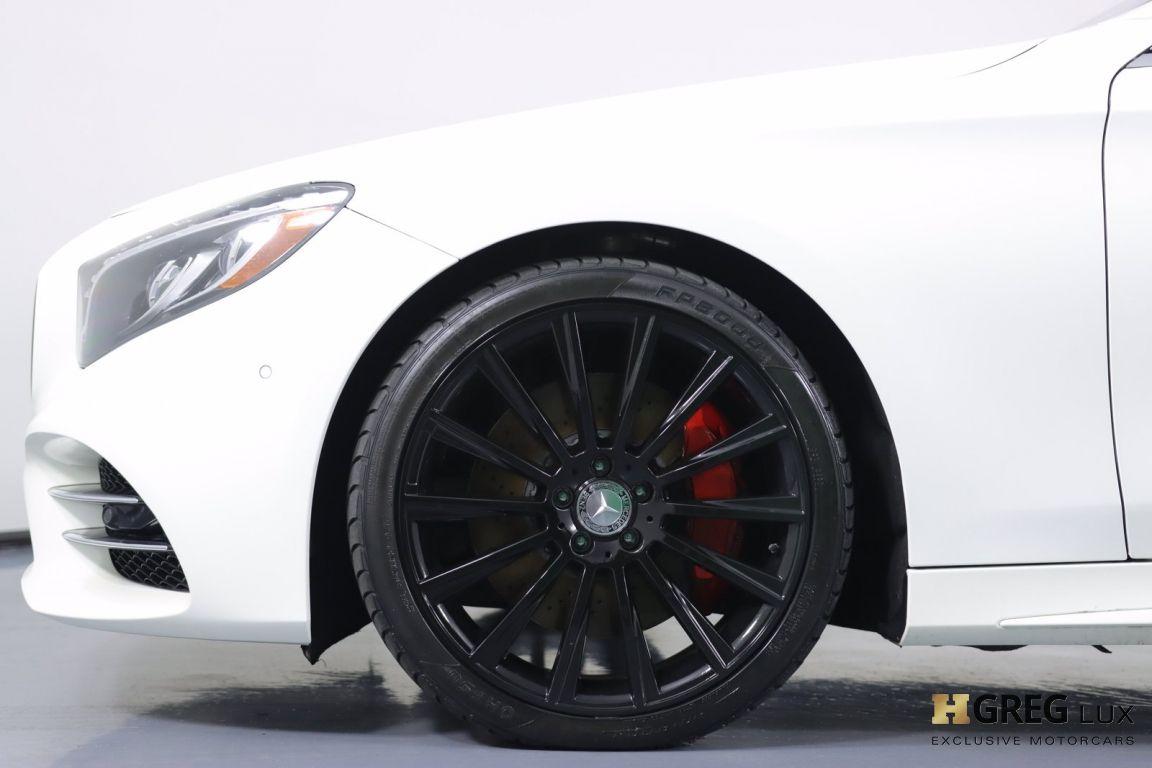 2019 Mercedes Benz S Class S 560 #23