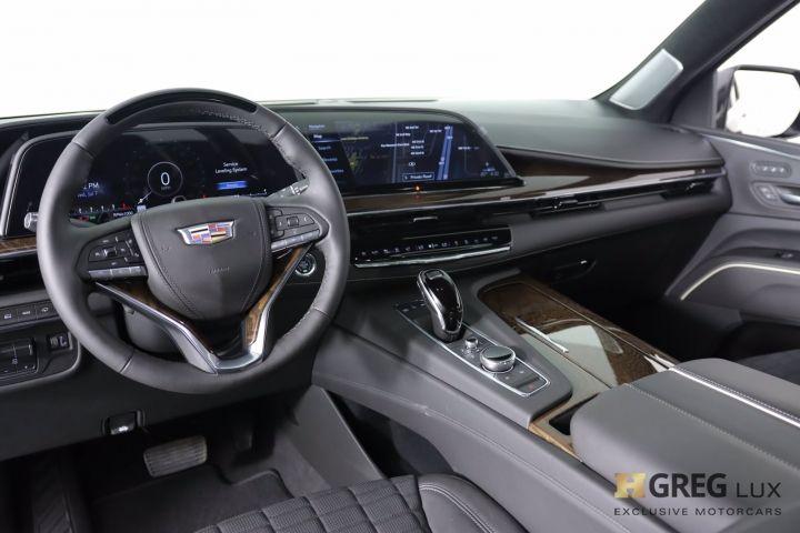 2021 Cadillac Escalade ESV Premium Luxury Platinum #1