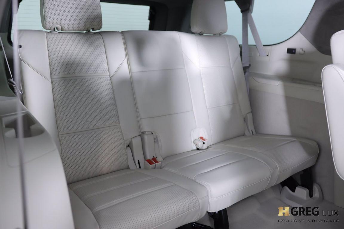 2021 Cadillac Escalade ESV Premium Luxury Platinum #36