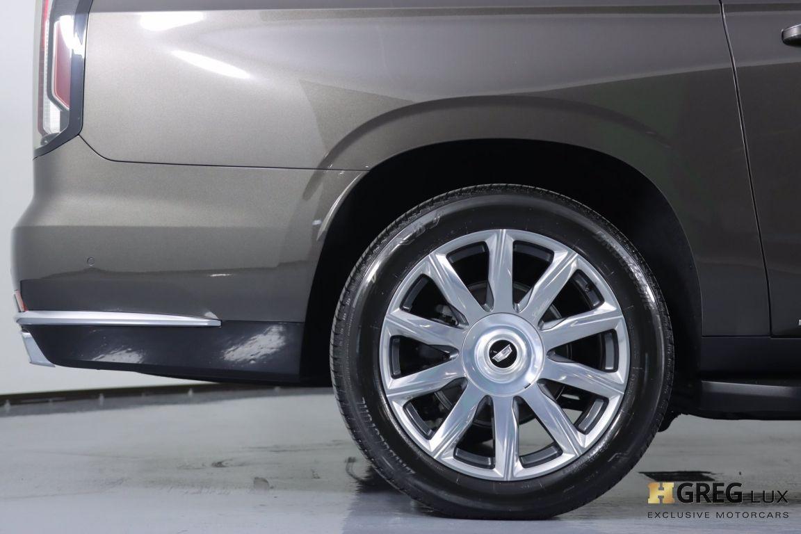 2021 Cadillac Escalade ESV Premium Luxury Platinum #14
