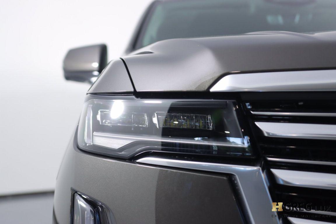 2021 Cadillac Escalade ESV Premium Luxury Platinum #5