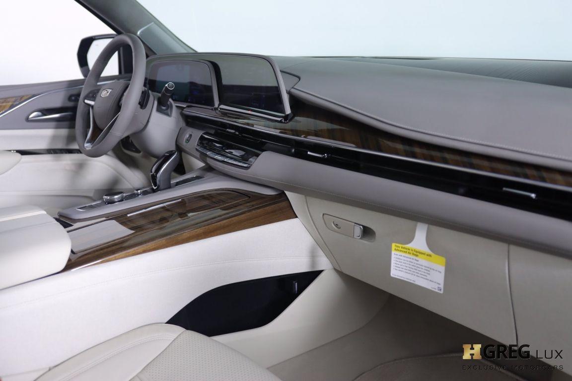 2021 Cadillac Escalade ESV Premium Luxury Platinum #28