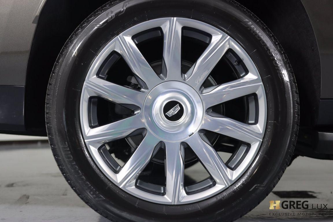 2021 Cadillac Escalade ESV Premium Luxury Platinum #15