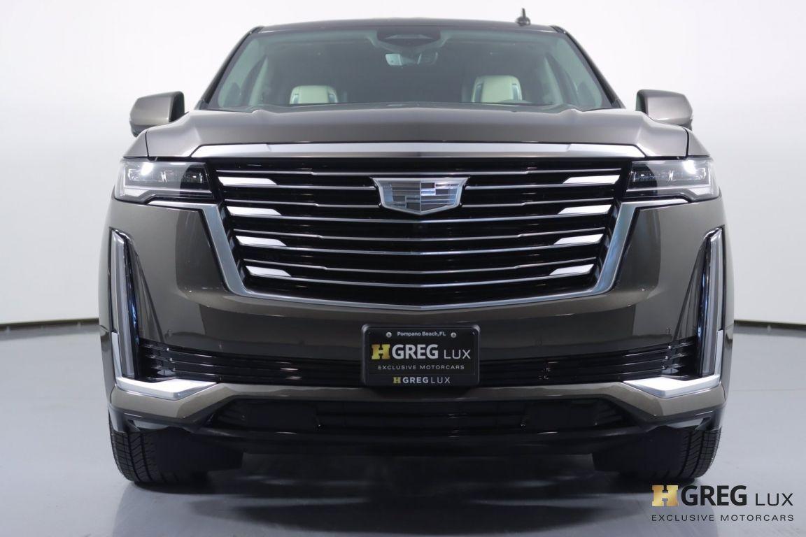 2021 Cadillac Escalade ESV Premium Luxury Platinum #4