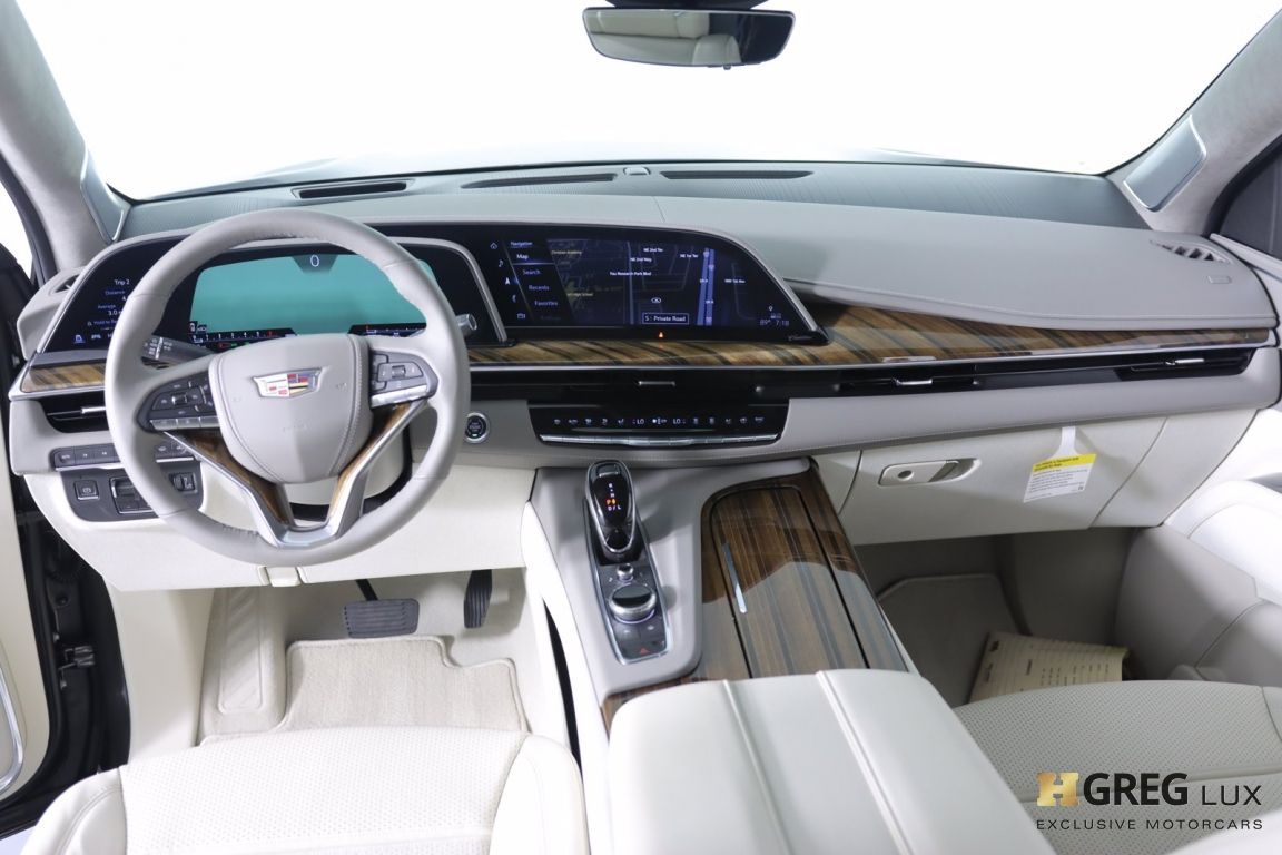 2021 Cadillac Escalade ESV Premium Luxury Platinum #52