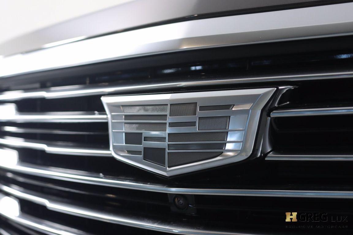 2021 Cadillac Escalade ESV Premium Luxury Platinum #7