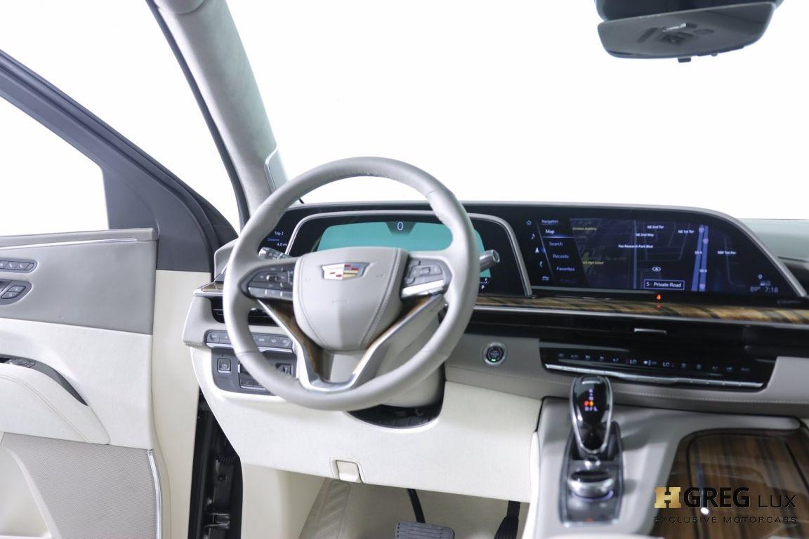 2021 Cadillac Escalade ESV Premium Luxury Platinum #48