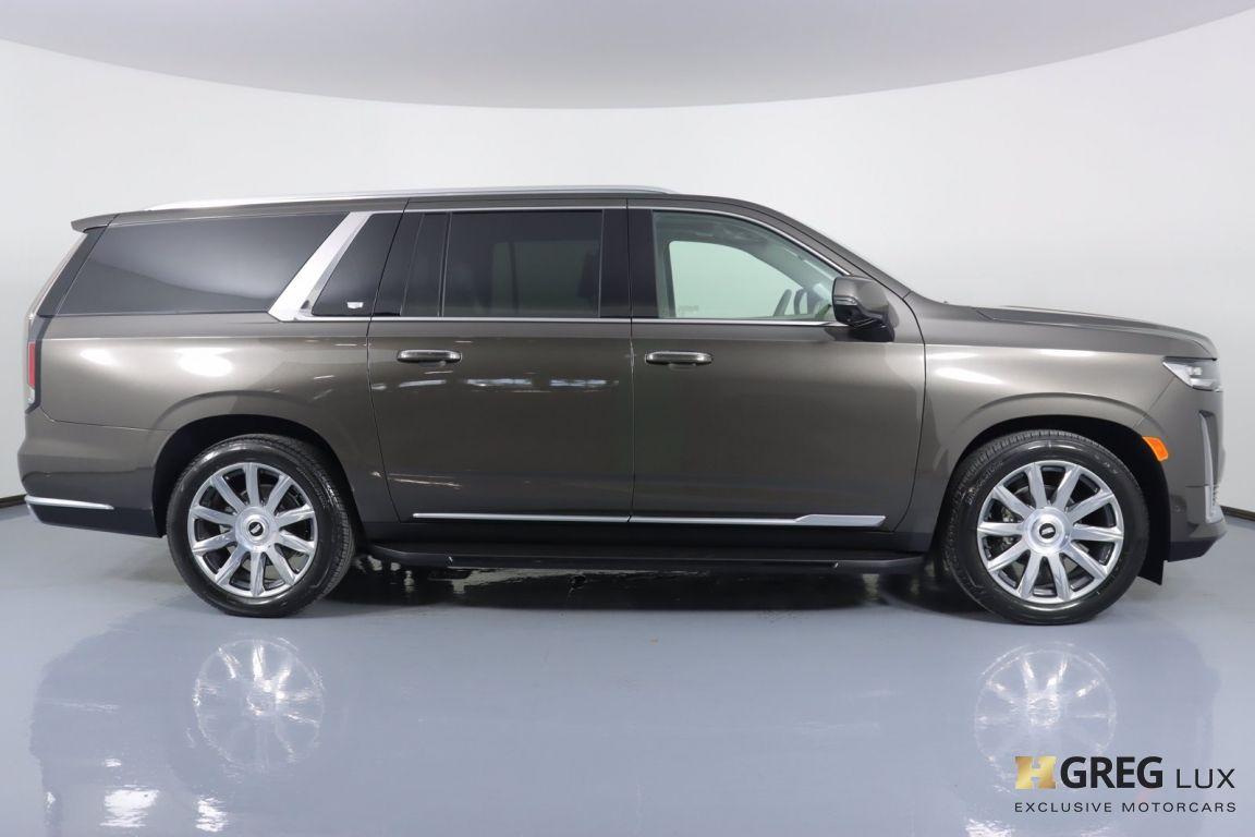 2021 Cadillac Escalade ESV Premium Luxury Platinum #11