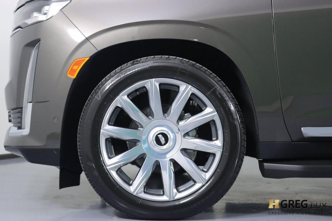 2021 Cadillac Escalade ESV Premium Luxury Platinum #23