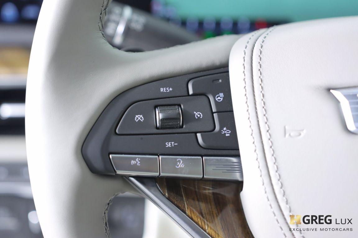 2021 Cadillac Escalade ESV Premium Luxury Platinum #50