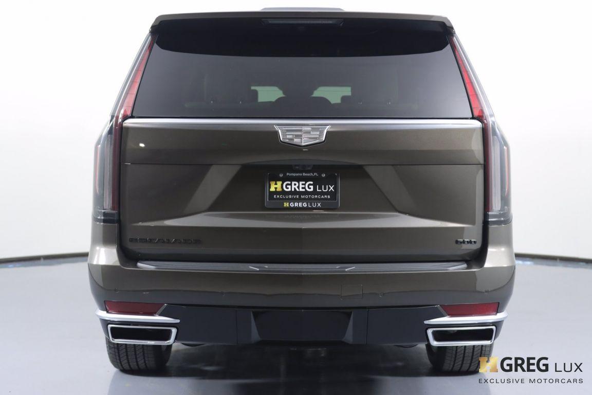 2021 Cadillac Escalade ESV Premium Luxury Platinum #17