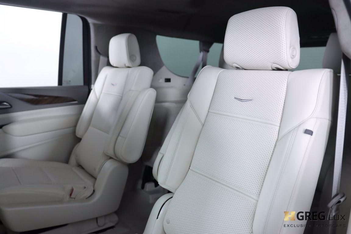 2021 Cadillac Escalade ESV Premium Luxury Platinum #30