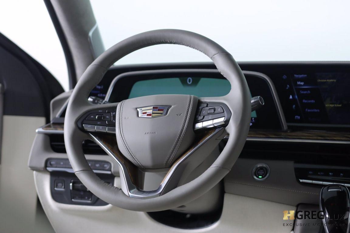 2021 Cadillac Escalade ESV Premium Luxury Platinum #49