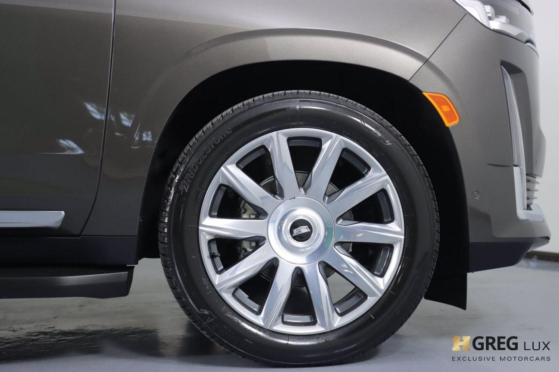 2021 Cadillac Escalade ESV Premium Luxury Platinum #12