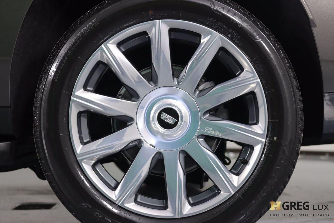 2021 Cadillac Escalade ESV Premium Luxury Platinum #26