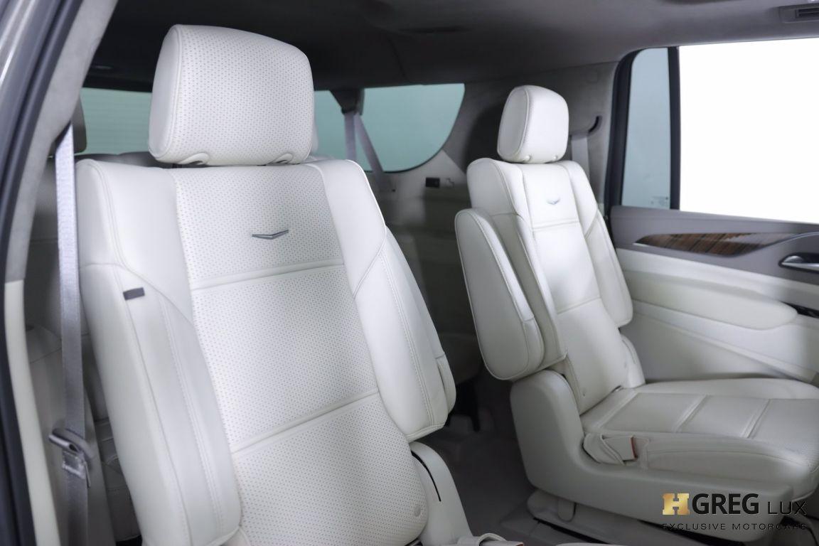 2021 Cadillac Escalade ESV Premium Luxury Platinum #34