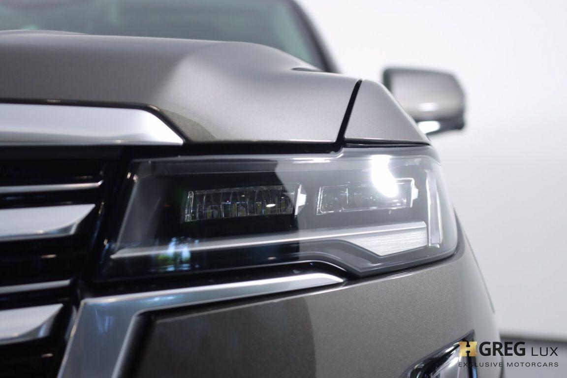 2021 Cadillac Escalade ESV Premium Luxury Platinum #6