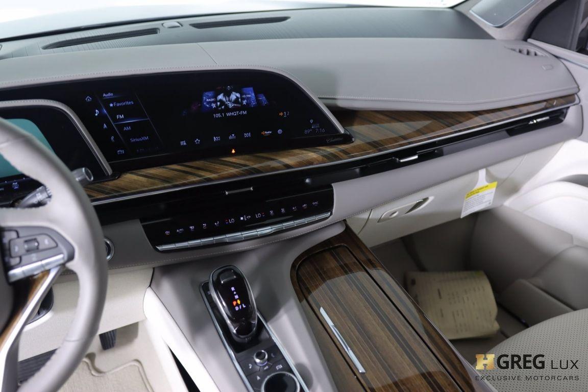 2021 Cadillac Escalade ESV Premium Luxury Platinum #40