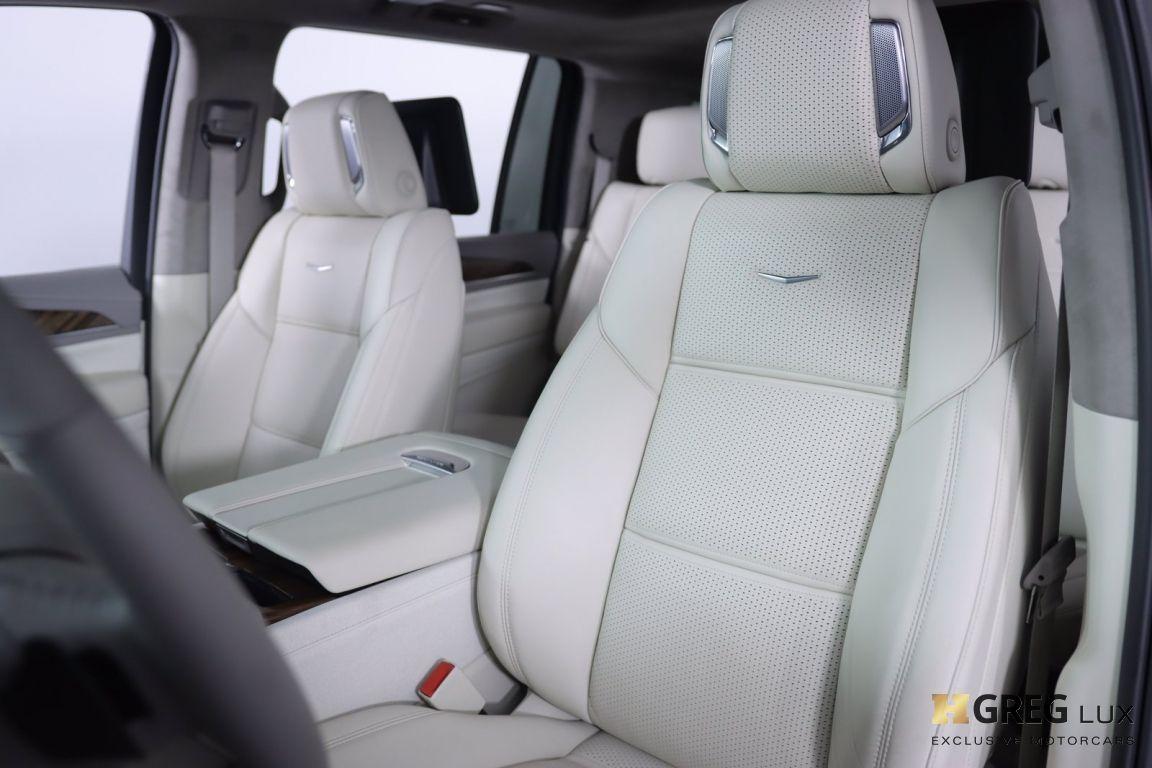 2021 Cadillac Escalade ESV Premium Luxury Platinum #2