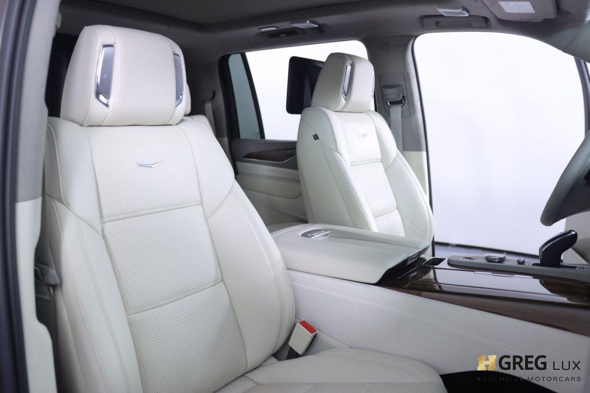 2021 Cadillac Escalade ESV Premium Luxury Platinum #32